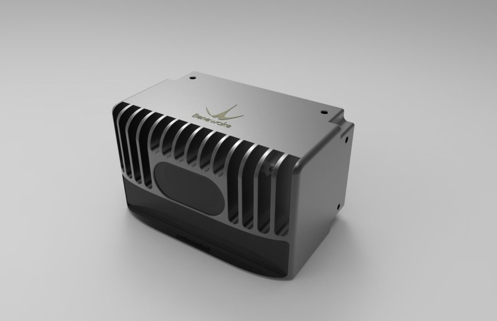 First impressions of Benewake CE30 solid-state LIDAR